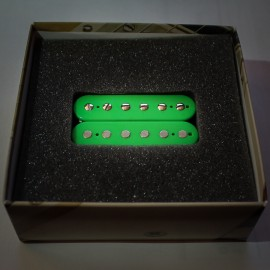 Bare Knuckle Miracle Man 6-String Bridge Pickup (Green)
