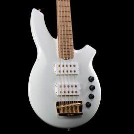 Ernie Ball Music Man BFR 2021 Bongo 5-String HH Crescendo Limited Edition Bass Guitar (1 of 66 Made)