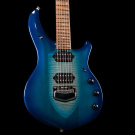 Ernie Ball Music Man BFR Majesty 6 - Bali Blue Burst