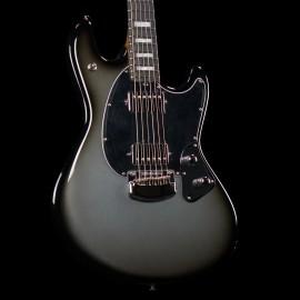 "Ernie Ball Music Man BFR StingRay RS Custom Silverburst aka ""The Governor"" (1 of 75)"