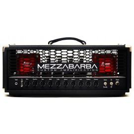 Mezzabarba MZero Overdrive 100W 2-Channel Point-To-Point Valve Head