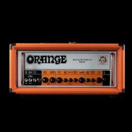 Orange Rockerverb 50 MK III 50W Tube Amplifier Head (Orange Tolex)