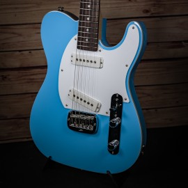 G&L USA ASAT Special Semi-Hollow (Himalayan Blue)
