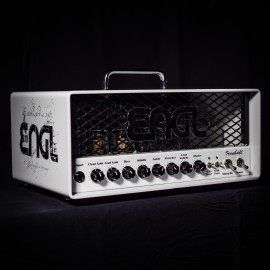 ENGL Ironball 20W Limited Edition White Amplifier Head E606