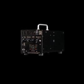 KSR Power Amp PA-25 - Black Sparkle