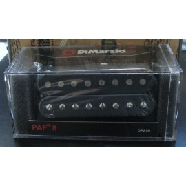 DiMarzio PAF8 Black (DP859)