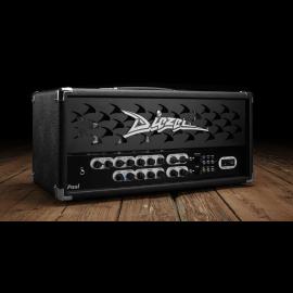 Diezel Paul 3-Channel 45W Tube Amplifier Head w/ MIDI