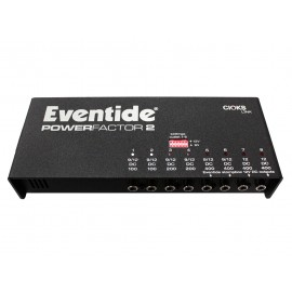 Eventide Power Factor 2 Pedalboard Power Adaptor