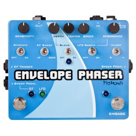 Pigtronix Envelope Phaser II Pedal