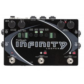 Pigtronix Infinity Looper Stereo Performance Looper Pedal