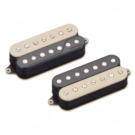 Fishman Fluence Open Core Classic 7-String Multi-Voice Humbucker Pickup Set (Zebra)