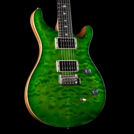 PRS CE-24 Quilt AxePalace Exclusive Limited Run Guitar (Eriza Verde, 1 of 5)