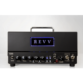 Revv Generator G20 Tube Head with On-Board Two Notes Torpedo [PRE-ORDER]