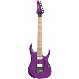 Ibanez RGDR3127S Prestige Baritone 7-String Limited Run (Purple Neon Flat)