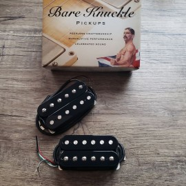 Bare Knuckle Riff Raff 6-String Calibrated Set (Black)