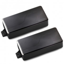 Fishman Fluence Modern 7-String Multi-Voice Humbucker Pickup Set (Black Nickel)