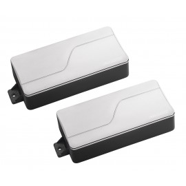Fishman Fluence Modern 7-String Multi-Voice Humbucker Pickup Set (Nickel Cover)