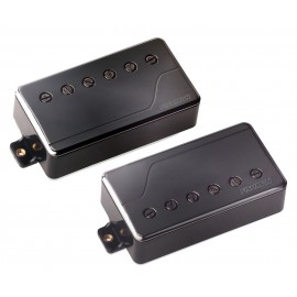 Fishman Fluence Classic Multi-Voice Humbucker Pickup Set (Black Nickel)