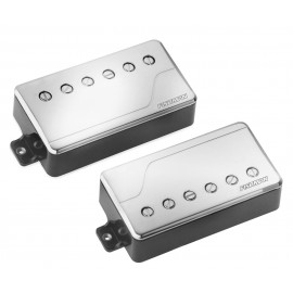 Fishman Fluence Classic Multi-Voice Humbucker Pickup Set (Nickel)