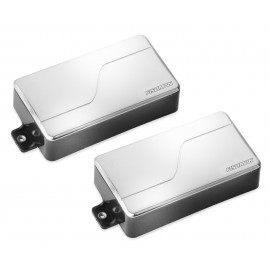 Fishman Fluence Modern 6-String Multi-Voice Humbucker Pickup Set (Nickel)