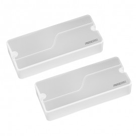 Fishman Fluence Modern 7-String Multi-Voice Humbucker Pickup Set (White)