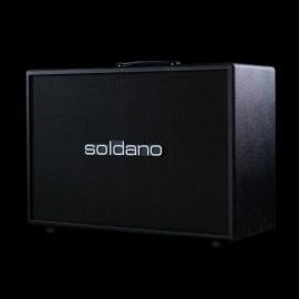 Soldano 2x12 Speaker Cabinet w/ Celestion Vintage 30s