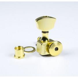 Sperzel Locking Tuner Set 3x3 Gold