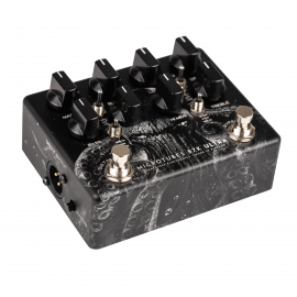 "Darkglass Microtubes B7K Ultra V2 Limited Edition ""The Squid"" Analog Bass Preamp Pedal"