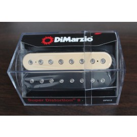 DiMarzio Super Distortion 8 DP812 Black/Creme
