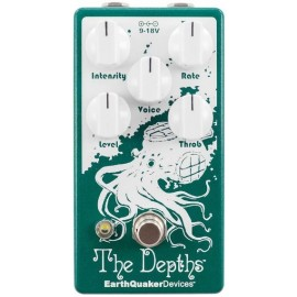 EarthQuaker The Depths Analog Optical Vibe Machine