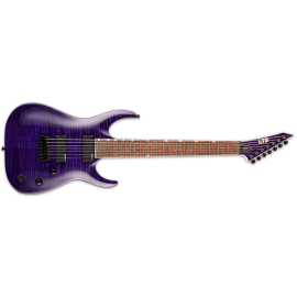 "ESP LTD SH-207 FM Brian ""Head"" Welch Signature Model See-Thru Purple (Pre-Order)"